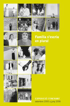 Family is written in plural