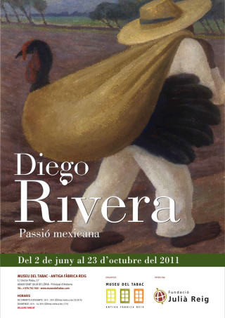 Diego Rivera. Mexican passion