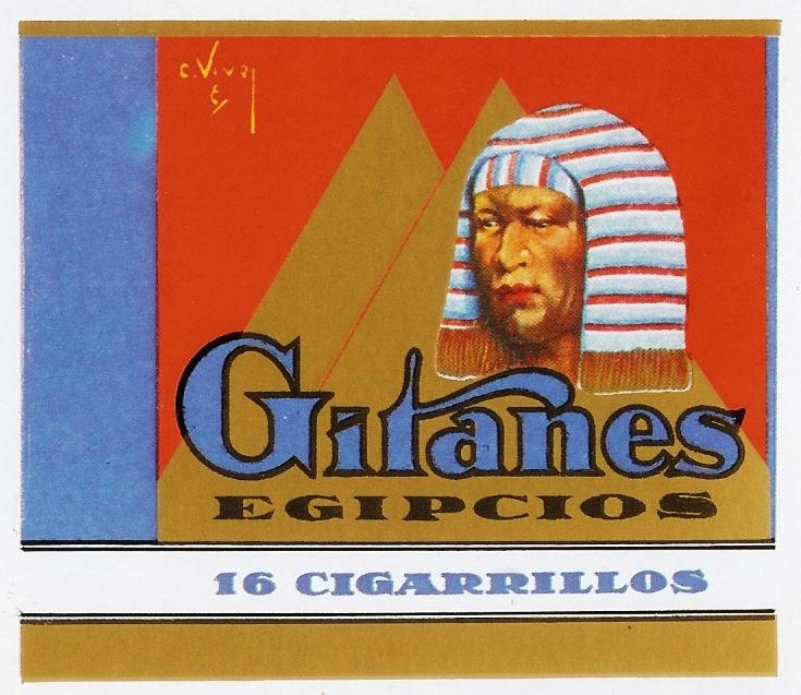 Gitanes-Egipcios