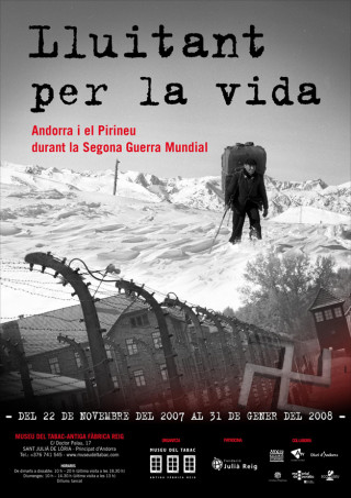 Fighting for life, Andorra and the Pyrenees during the Second World War