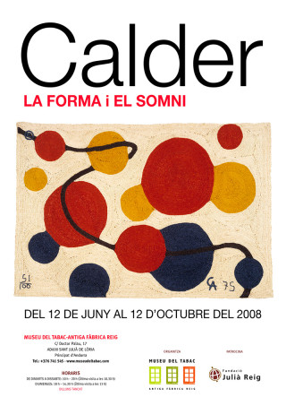 Alexander Calder: the form and the dream