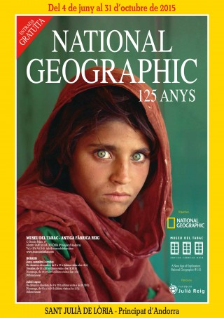 National Geographic, 125 anys