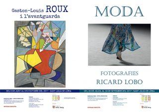 Cartell ROUX+Moda