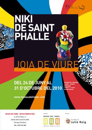 Niki de Saint Phalle. Joia de viure