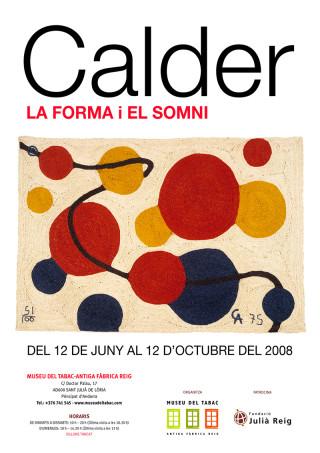 Alexander Calder: la forma i el somni
