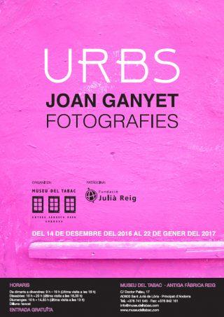 URBS. Joan Ganyet