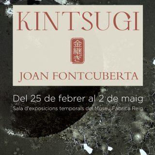 KINTSUGI. Joan Fontcuberta